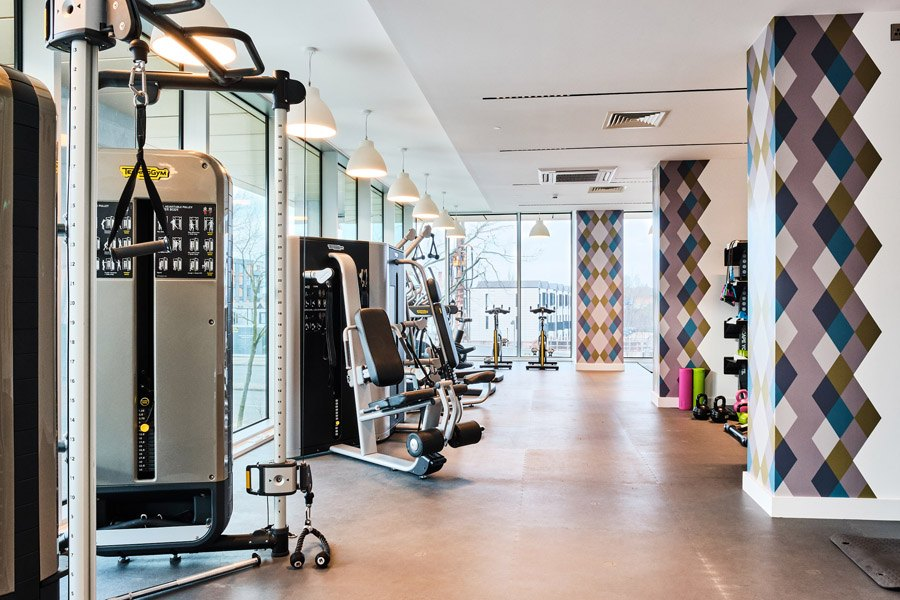 Gym In Salford Flat Manchester