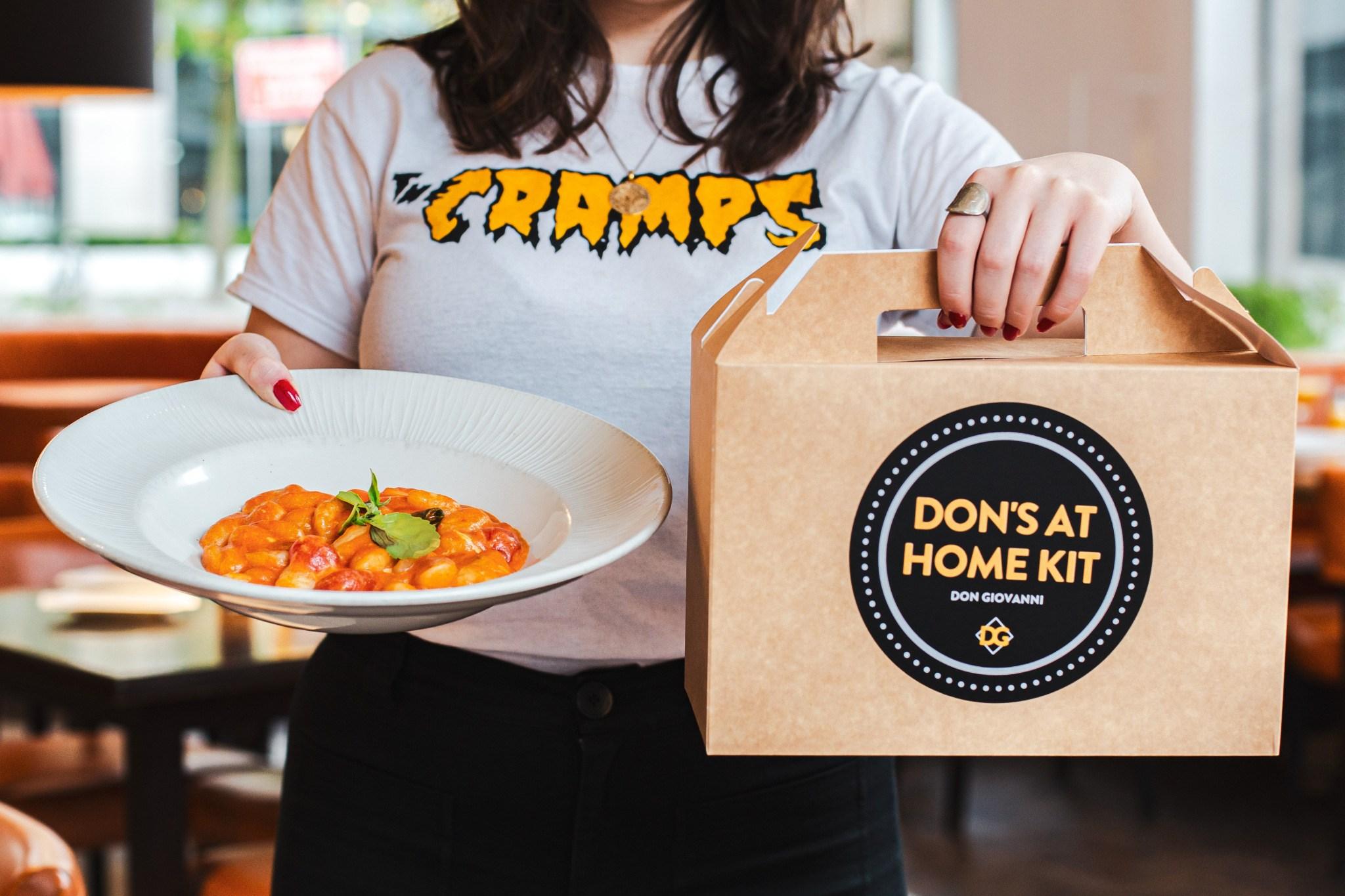 Don's At Home DIY Kit